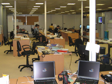 Offices at the MPC
