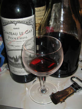1982 Chateau Le Gay