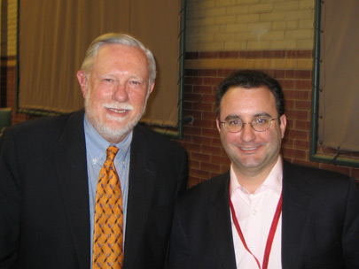 Charles Geschke and me