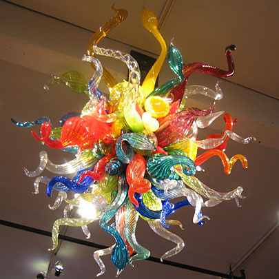 Chihuly boathouse