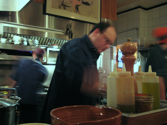 Marc at Au Pied De Cochon