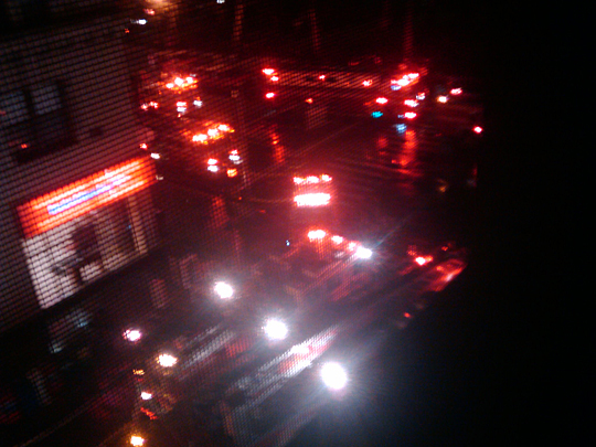 Fire on Broadway