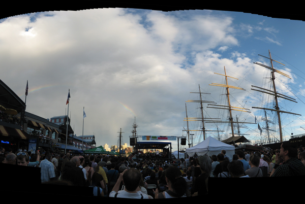 City Opera at the South Street Seaport