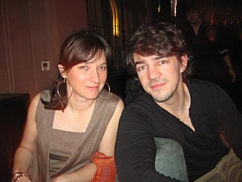 Sharon and Mark