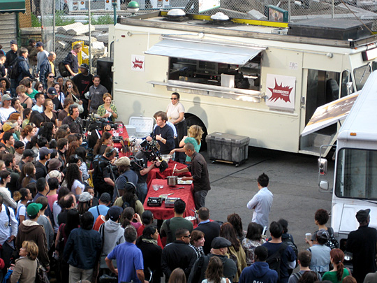 Dessert Truck Throwdown