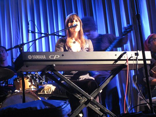 Katy Pfaffl at the Canal Room 2008-10-17