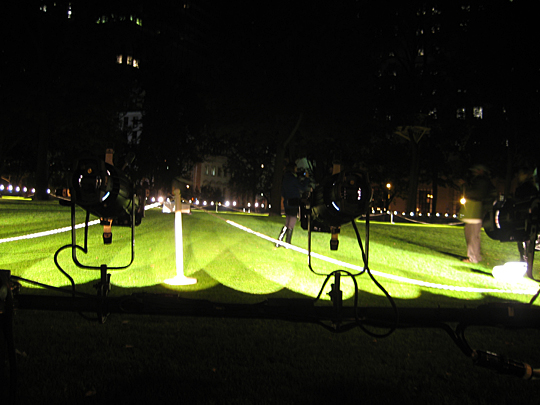 Pulse Park by Rafael Lozano-Hemmer
