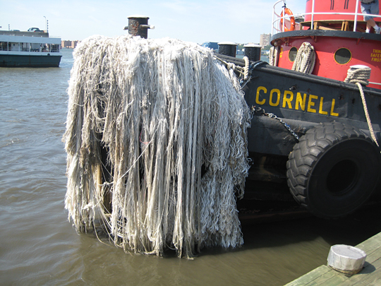 Cornell historic tug