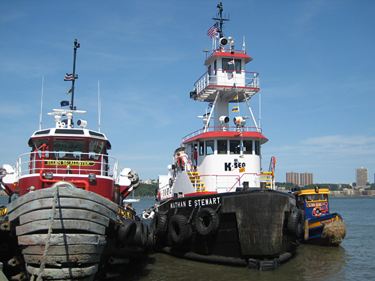 Tugboat races