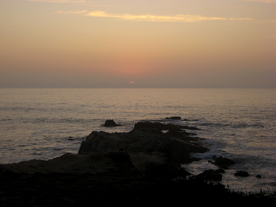 US 1 Sunset